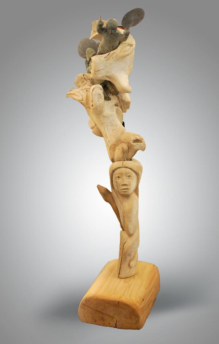 Inuit Art Carving