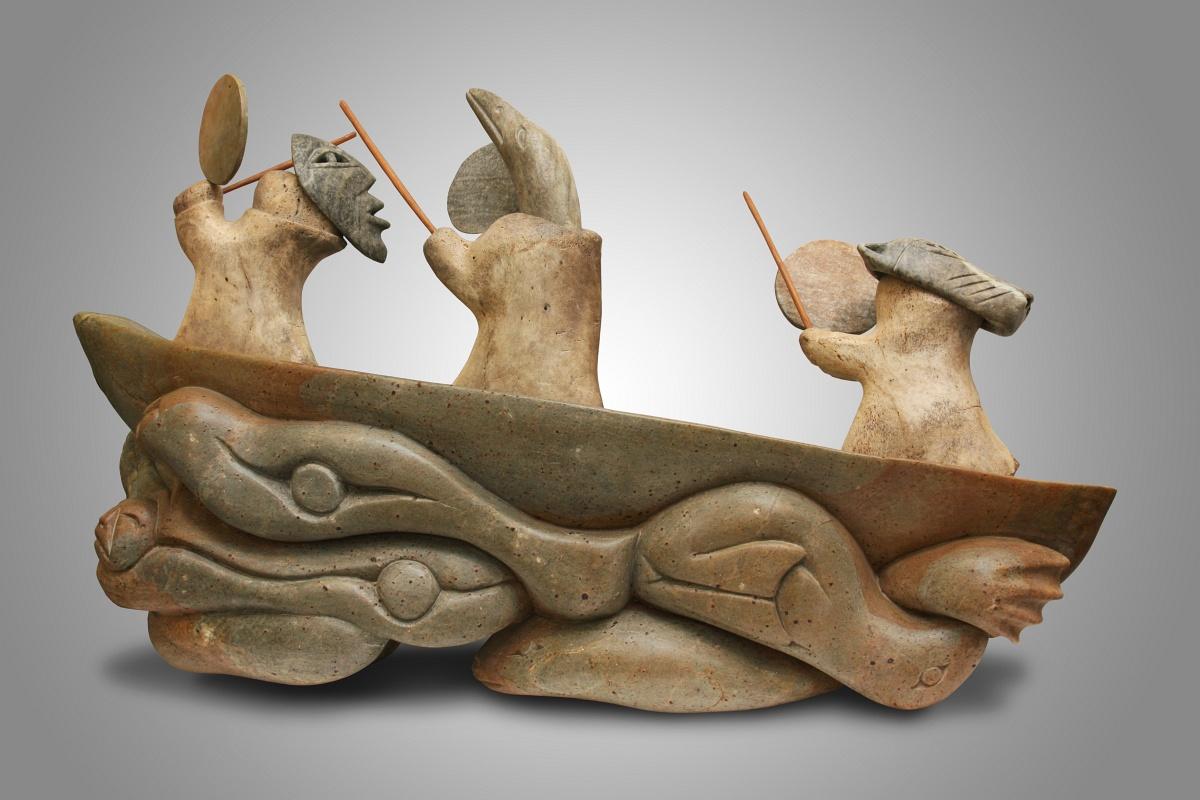 sedna sculpture