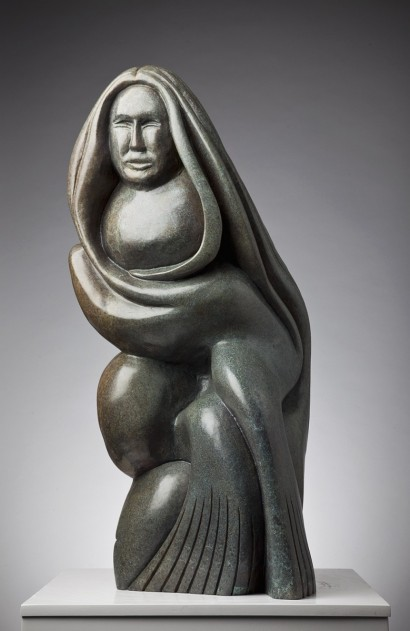 Anghik-Mother-and-Child-BRONZE-2