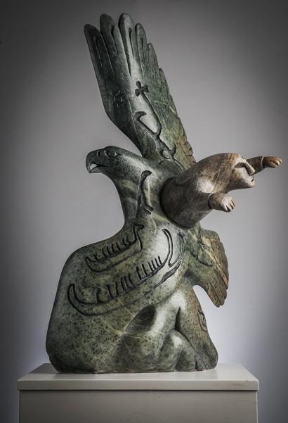 Shaman Hawk Scandinavian