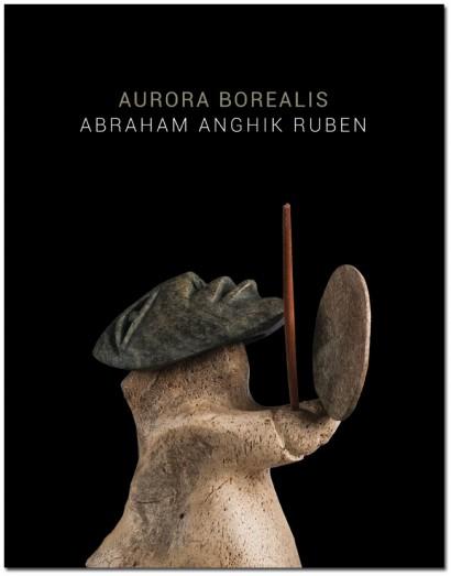 Aurora Borealis book by Abraham Anghik Ruben