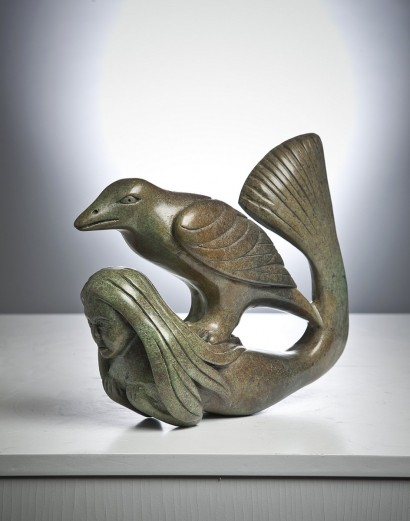 Abraham-inuit-sculpture-Sedna-and-Raven-Bronze-_1.jpg